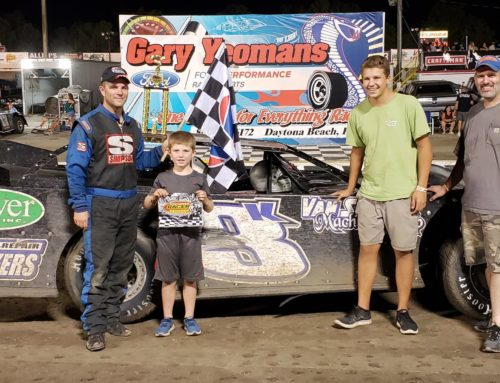 Van Sickle, Elwood, and Wright take first wins … Belkey and Trotter Repeat wins in 2018